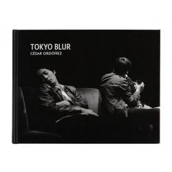 """César Ordóñez """"Tokio Blur"""""""