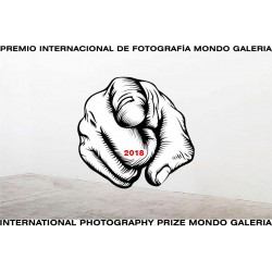 PARTICIPATION INTERNATIONAL PHOTOGRAPHY PRIZE MONDO GALERIA