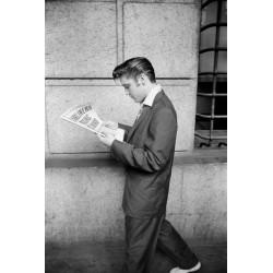 Alfred Wertheimer - Elvis Presley 1956
