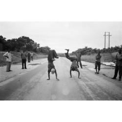 Sergio De Arrola - Upside down (Malawi), 2016