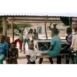 Sergio De Arrola - Road workers II (Tanzania), 2016