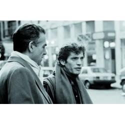 Javier Porto - Pedro Almodóvar y Blanca Sánchez, 1985