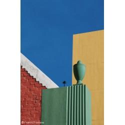 Franco Fontana - Paesaggio Urbano. New York 1977